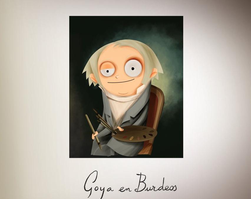 """Una """"Mirada a Goya"""" en el Museo Goya de Zaragoza"""