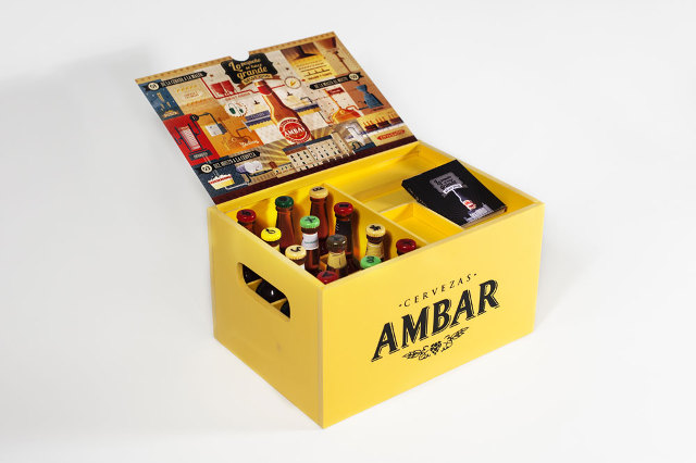 packaging ambar