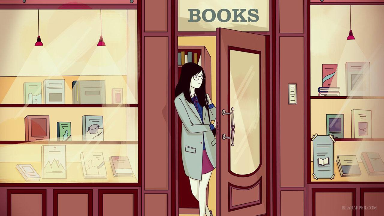 ilustracion-isla-harper-libreria